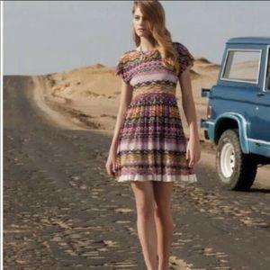 Anthropologie Weston Wear Dress-h8